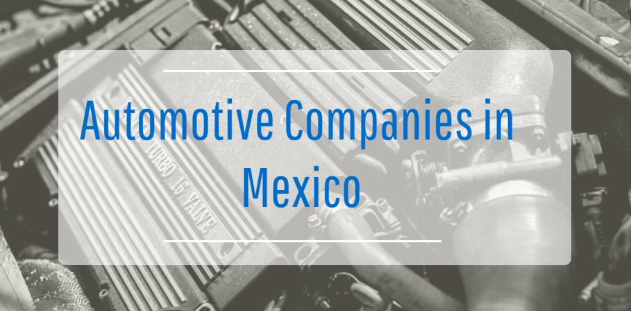 Automotive-Companies-in-Mexico