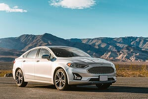 Ford Fusion Manufacturing in Hermosillo since 2005