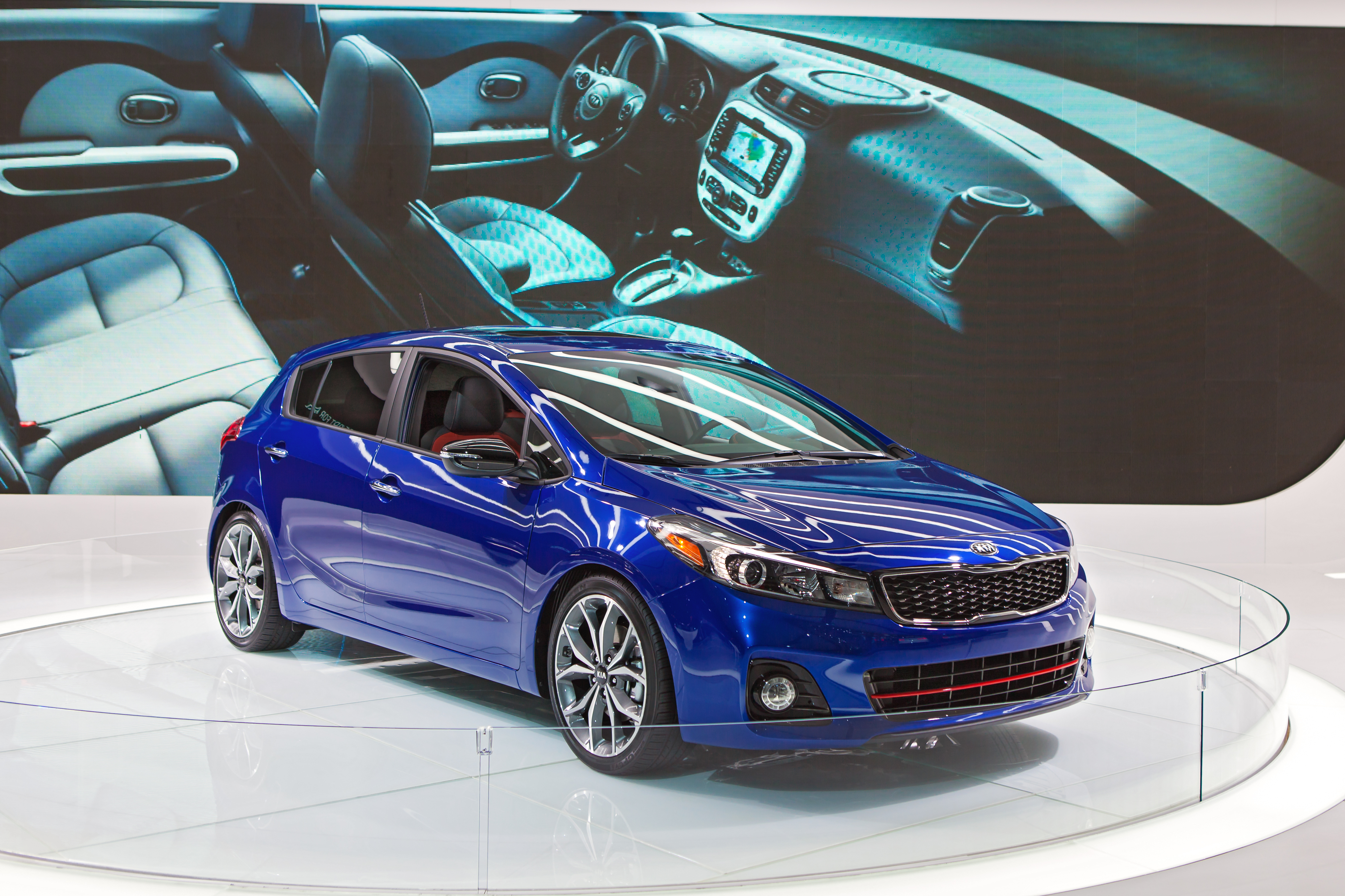 Kia Forte Manufactured in Monterrey