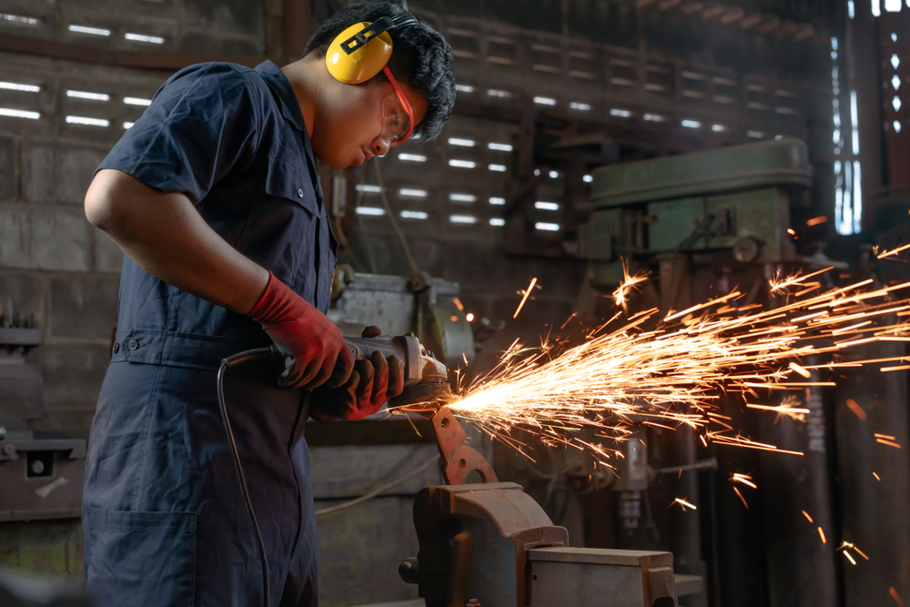 Manufacturing Worker in Mexico