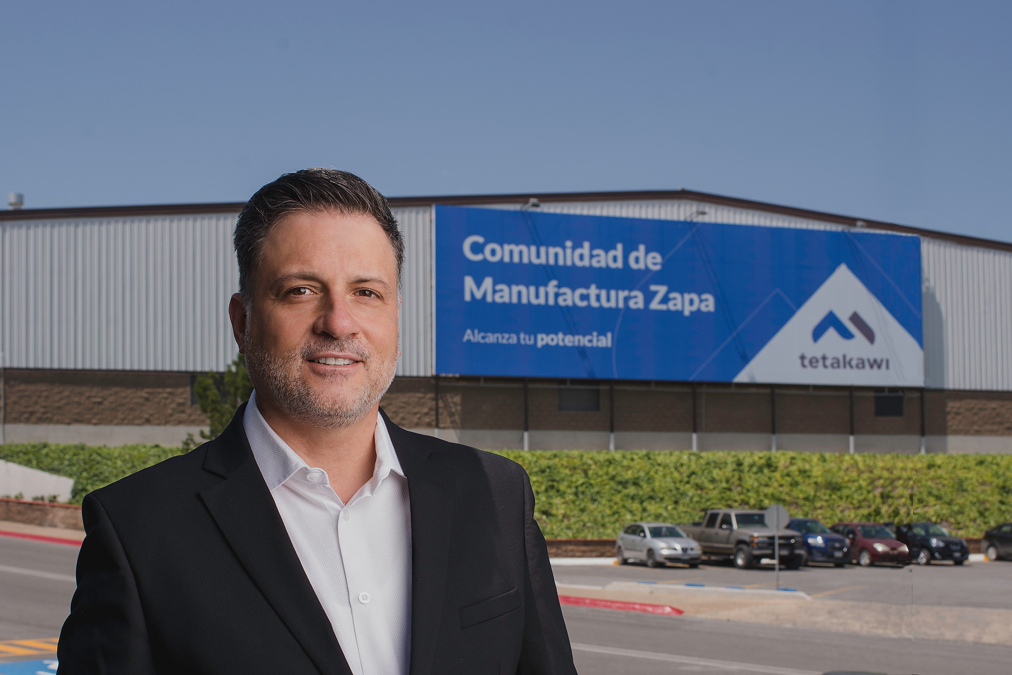 Rafael Amar - General Manager of Zapa Manufacturing Community