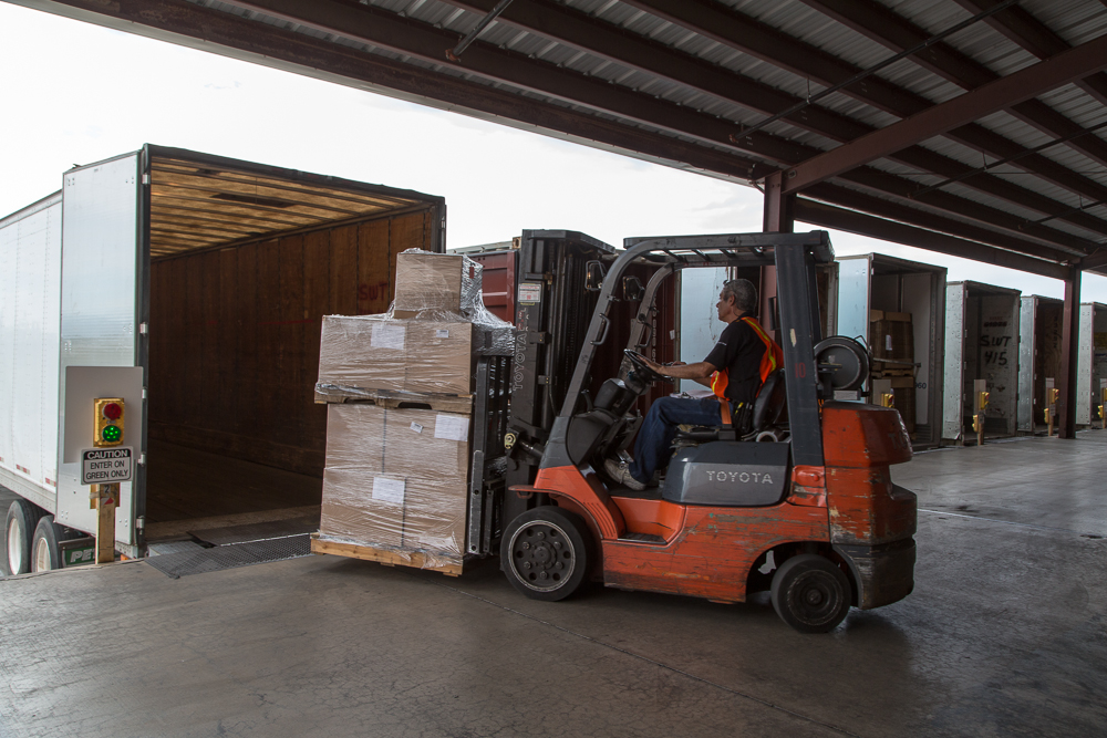 Crossdock for Imports and Exports into MExico