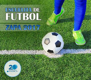 Offshore Group youth soccer program - ZAPA