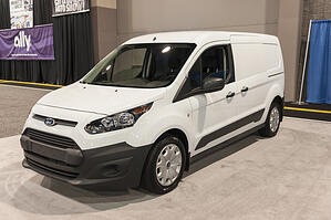 Ford transit connect that will be made in Hermosillo
