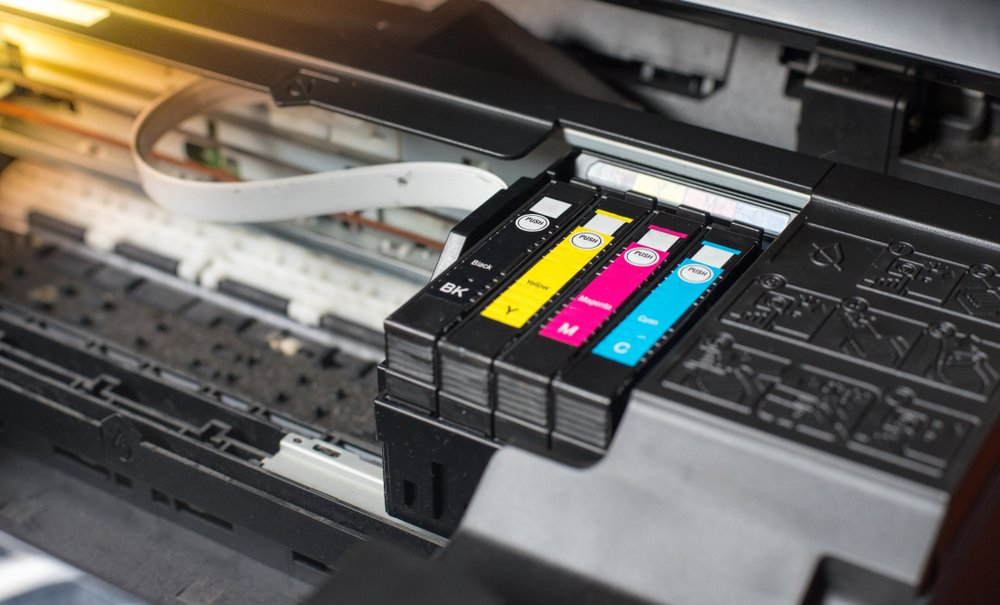 Printer and ink cartridges manufactured in Mexico