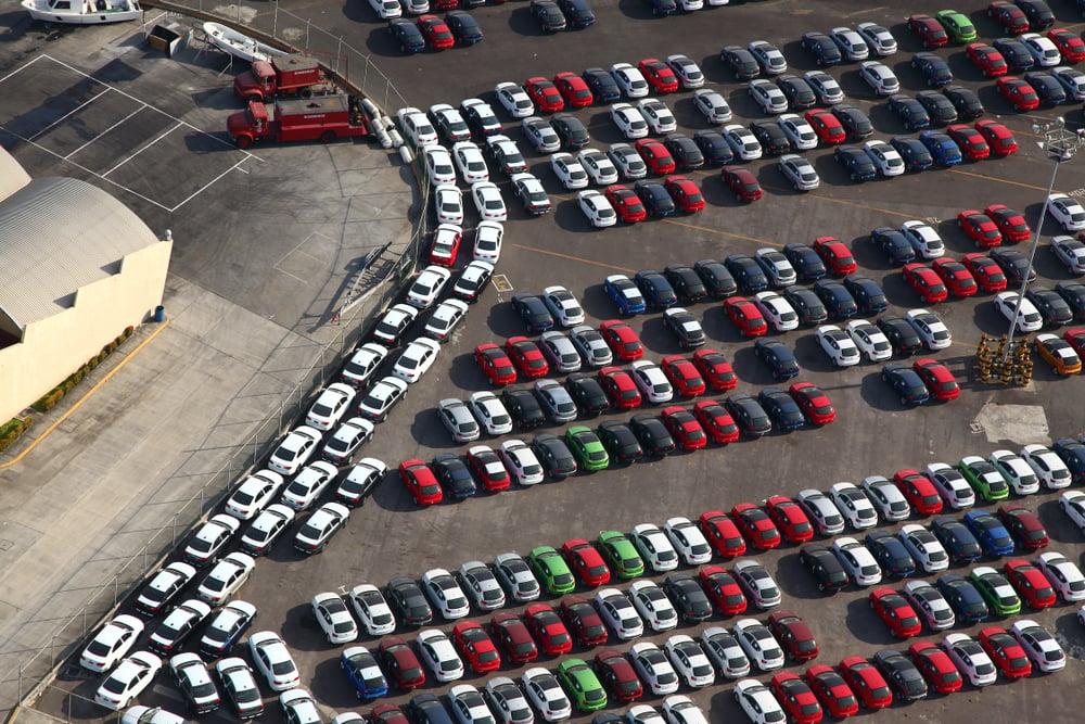 Auto plant in Mexico - USMCA Exports