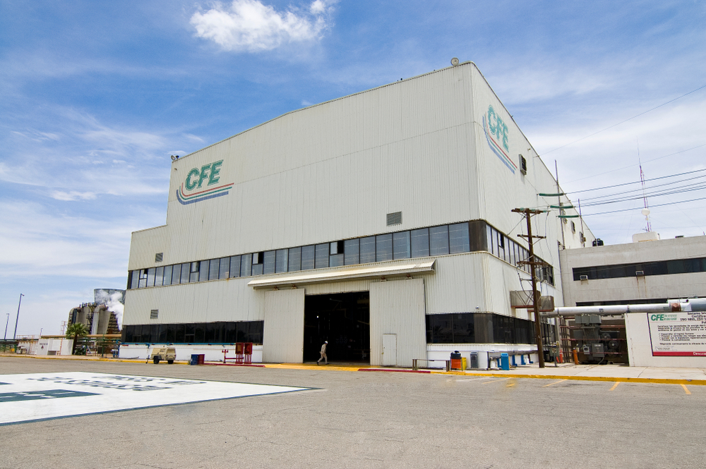 CFE - Electricity Company in Mexico