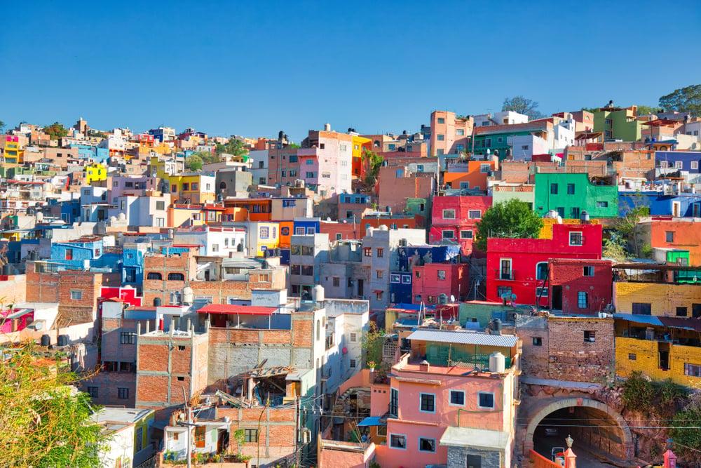 Guanajuato where many companies manufacture in Mexico