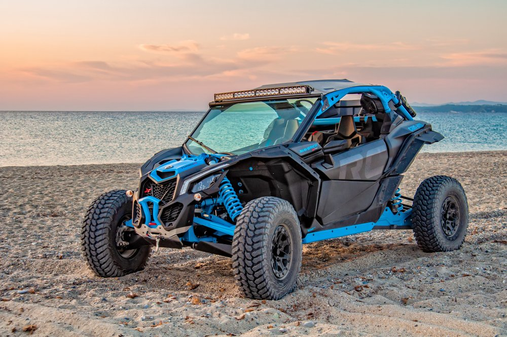 Can-Am Maverick Manufactured in Mexico