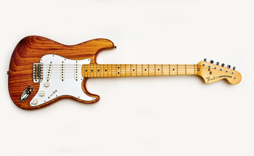 Fender Guitar manufactured in Mexico