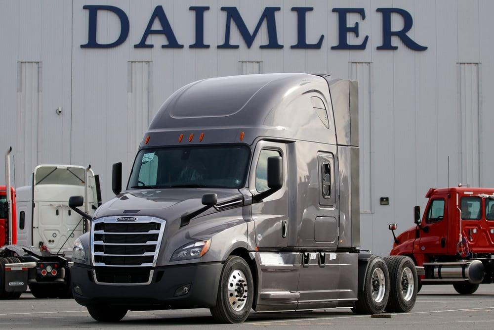 Daimler's Assembly Plant in Saltillo, Coahuila