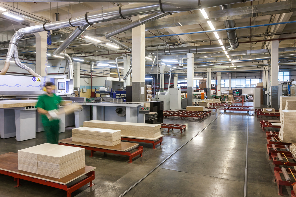 Furniture Manufacturing Facility in Mexico