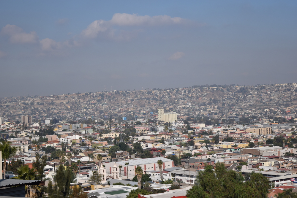Tijuana, home to over 600 maquiladoras