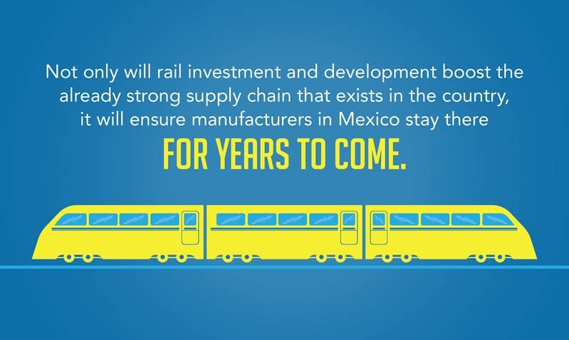 Rail Infrastructure Boosts Manufacturing in Mexico