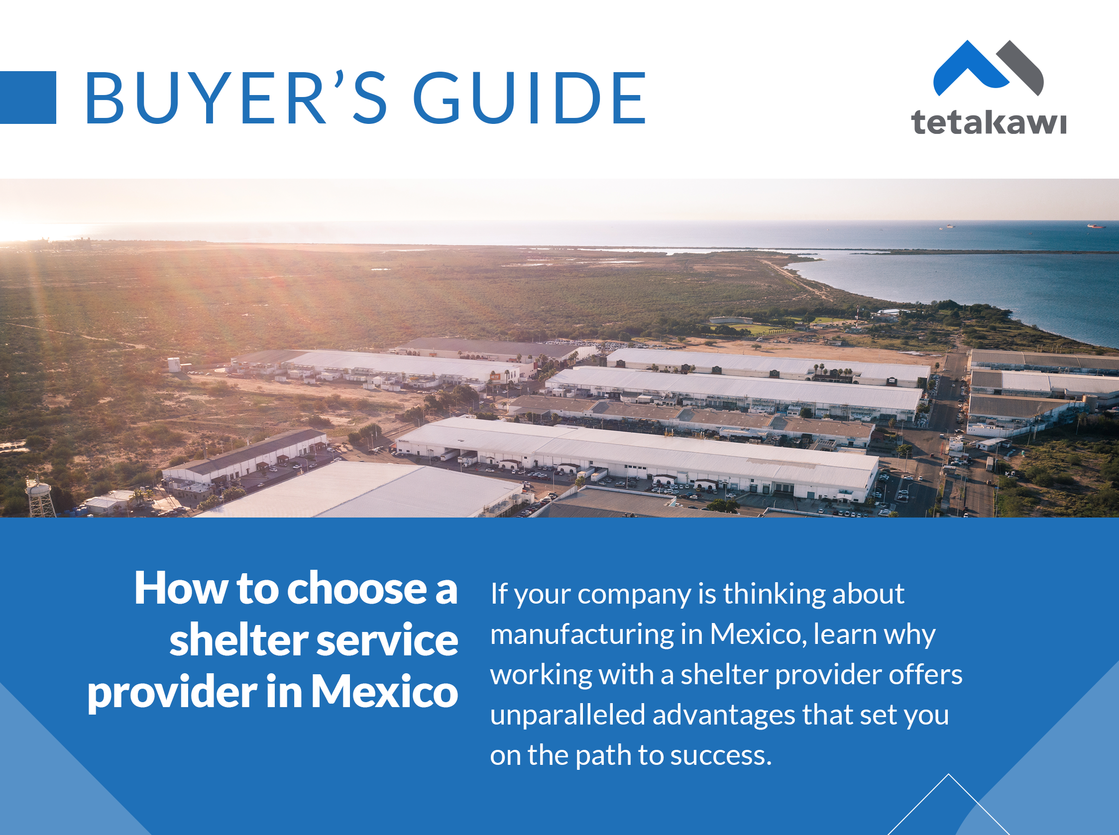Shelter company in Mexico