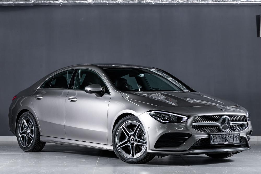 Mercedes-Benz A-Class Sedan Made in Aguascalientes