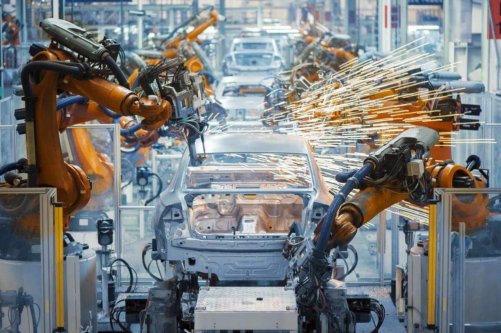 Automotive Assembly Plant